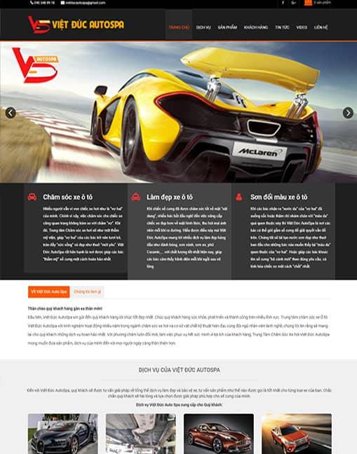 Việt Đức Auto Spa