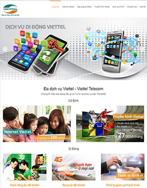Dịch vụ Viettel