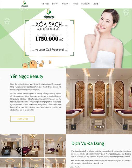 Yến Ngọc Beauty Spa