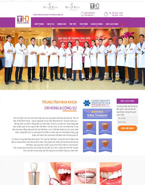Nha Khoa Dr Hùng