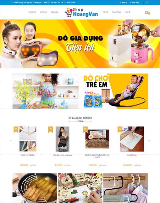 Shop Hoàng Vân