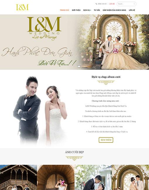 LVM Wedding